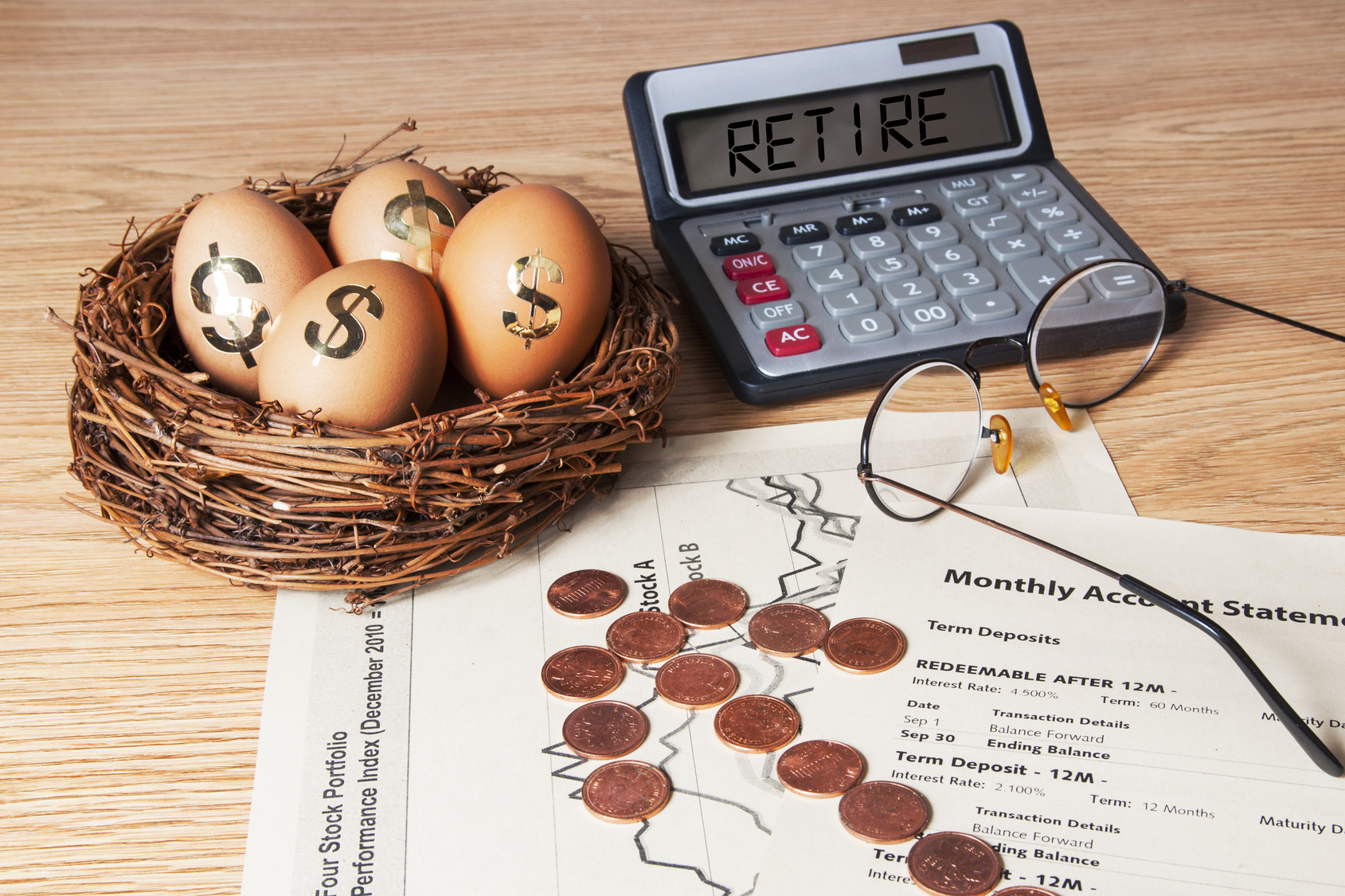 Plan ahead now, and you can see significant increases in your benefits