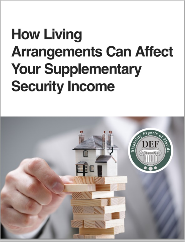 How Living Arrangements Can Affect Your Supplemental Security Income