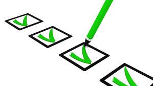 Checklist for SSI