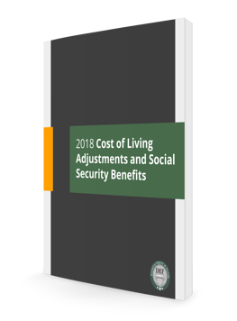 2018 Cost of Living Adjustments and Social Security Benefits
