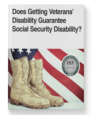 does-getting-veterans-disability-guarantee-social-security-disability